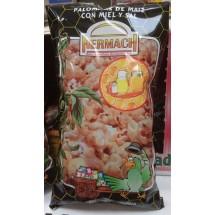Hermach | Palomitas de Maiz con Miel y Sal Popcorn Honig und Salz 90g Tüte (Gran Canaria)