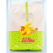 Gofio La Piña | Recovery 3 Vegan Protein Gofio Mango Pina Sportgetränkepulver 500g Tüte (Gran Canaria)