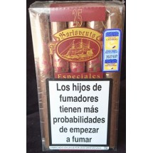Barlovento | Puros Brevas Especiales 25 kanarische Zigarren einzelverpackt Kunststoffbox (Gran Canaria)