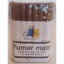 Canaritos | Miguelitos Puros 50 Stück Zigarren (Teneriffa)