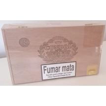 Condal - Robusto Caja 25 kanarische Zigarren in Holzschatulle (Gran Canaria)