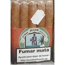 Puros Artesanos Julio | Puros Robustos Tableta 10 Zigarren (La Palma)