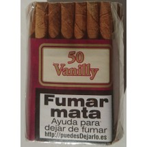 Cial Tabaguiver | Vanilly 50 Zigarillos Vanille-Aroma (Teneriffa)