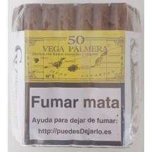Vega Palmera | No. 8 50 Puros Zigarillos (Teneriffa)