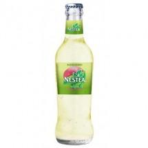 Nestea | Té Verde Maracuya Grüner Tee mit Maracuja 300ml Glasflasche (Teneriffa)