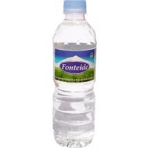 Fonteide | Agua Mineral Natural Mineralwasser ohne Kohlensäure 6x 500ml PET-Flasche (Teneriffa)