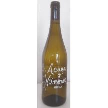 Apaga y Vamonos   Vino Blanco Afrutado Weißwein fruchtig 10,5% Vol. 750ml (Teneriffa)