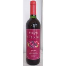 Bodegas El Rincon | Vino Tinto Rotwein trocken aus Fataga 12,5% Vol. 750ml (Gran Canaria)