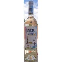 Brisas del Atlantico | Lanzarote Vino Blanco Afrutado Weißwein lieblich 12,5% Vol. 750ml (Lanzarote)