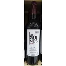 Los Güines | Vino Tinto Rotwein trocken 12,5% Vol. 750ml (Teneriffa)