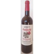Secreto de Antonika | Vino Tinto Tradicional Rotwein trocken 12,5% Vol. 750ml (Teneriffa)