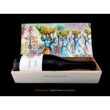 Tajinaste | LightfulCanarias Edicion Especial Jardin de Las Hesperides Vino Tinto Rotwein 750ml 13,5% Vol. 750ml (Teneriffa)