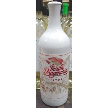 Tayda | Insula Dragonaria Vino Blanco Afrutado con Pitaya Weißwein fruchtig mit Drachenfrucht 10% Vol. 750ml (Teneriffa)