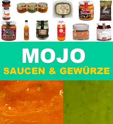 Mojo Sauces and Herbs