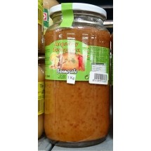 Argodey Fortaleza | Bienmesabe Honig-Mandel-Creme 1kg Glas (Teneriffa)