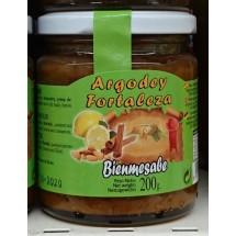 Argodey Fortaleza | Bienmesabe Honig-Mandel-Aufstrich 200g (Teneriffa)
