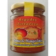Argodey Fortaleza | Confitura Crema de Mango-Limon Konfitüre 200g (Teneriffa)