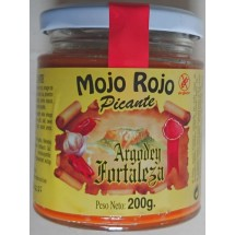 Argodey Fortaleza | Mojo Rojo Picante 200g (Teneriffa)
