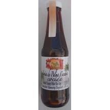 Argodey Fortaleza | Savia de Palma Canaria Miel Palmensirup eingekocht Flasche 410g/305ml (Teneriffa)