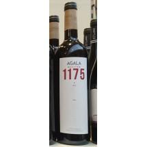 Bodegas Bentayga | Vino Tinto Altitud 1175 AGALA Rotwein trocken aus 1175m Anbauhöhe 14,5% Vol. 750ml (Gran Canaria)