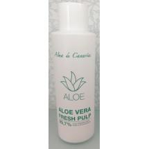 Alma de Canarias   Zumo de Aloe Vera Fresh Pulp 99,7% 1000ml Flasche (Lanzarote)
