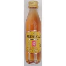 Arehucas | Ron Carta Oro brauner Rum 37,5% Vol. 50ml PET-Miniaturflasche (Gran Canaria)
