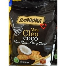 Bandama | Mini Cleo Coco Kekse mit Kokos 125g (Gran Canaria)