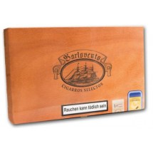 Barlovento | Puros Coronas 25 kanarische Zigarren in Holzschatulle (Gran Canaria)
