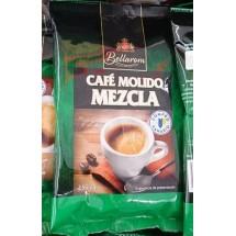 Bellarom | Cafe Molido Mezcla Röstkaffee gemischt gemahlen 250g Tüte (Gran Canaria)