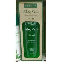 Cactus Care | Aloe Vera Bio-Gel Aloe Vera & Rosa Mosqueta 300ml (Gran Canaria)