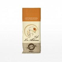 Cafe la Aldeana | Cafe Molido Tueste Natural Röstkaffee gemahlen 250g Tüte angebaut auf Gran Canaria