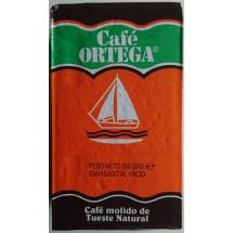 Cafe Ortega | Cafe Molido de Tueste Natural Kaffee gemahlen 250g Karton (Gran Canaria)