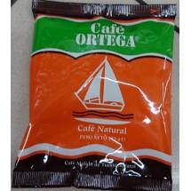 Cafe Ortega | Cafe Molido de Tueste Natural Kaffee gemahlen 155g Tüte (Gran Canaria)