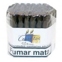 Canaritos | Brevas Puros 50 Stück Zigarren (Teneriffa)