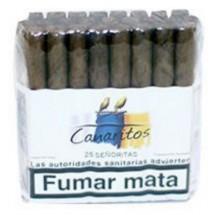 Canaritos | Senoritas Puros 25 Stück Zigarren (Teneriffa)