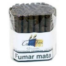 Canaritos | Senoritas Puros 50 Stück Zigarren (Teneriffa)