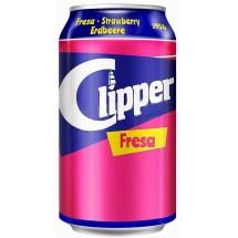 Clipper | Fresa Erdbeer-Limonade 330ml Dose (Gran Canaria)