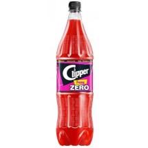Clipper | Fresa Zero Erdbeer-Limonade zuckerfrei 2l PET-Flasche (Gran Canaria)