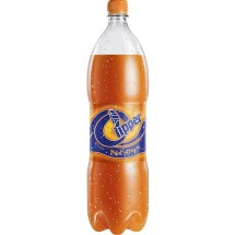 Clipper | Naranja Lemonada Orange Limonade 2,25l PET-Flasche (Gran Canaria)