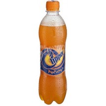 Clipper | Naranja Lemonada Orange Limonade 500ml PET-Flasche (Gran Canaria)
