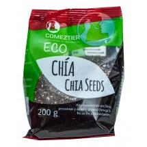 Comeztier | Chia Seeds Eco Chia-Samen Bio 200g Tüte (Teneriffa)