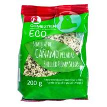 Comeztier | Semillas de Canamo Peladas Eco Canola-Samen geschält Bio 200g Tüte (Teneriffa)