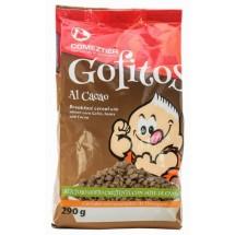 Comeztier | Gofitos al Chocolate Cereals Cerealien mit Gofio und Schokolade Tüte 290g (Teneriffa)