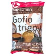 Comeztier | Gofio de Trigo Weizenmehl geröstet 1kg (Teneriffa)