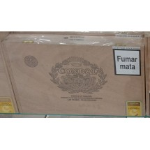 Condal Robusto Caja 25 kanarische Zigarren in Holzschatulle (Gran Canaria)