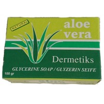 Dermetiks | Jabon glicerina Seife Aloe Vera 100g (Gran Canaria)
