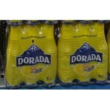 Dorada | Sin Alc. con limon Bier Radler alkoholfrei | 4x 6er-Pack 250ml 24 Flaschen Stiege (Teneriffa)