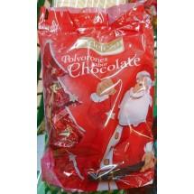 Eidetesa | Polvorones sabor Chocolate Tüte Pulverkekse Schokolade 400g (Saisonware Okt-Dez) (Gran Canaria)