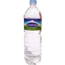 Fonteide | Agua Mineral Natural Mineralwasser ohne Kohlensäure 6x 1,5l PET-Flasche (Teneriffa)