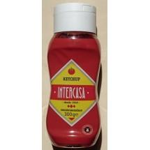 Intercasa | Ketchup Quetschflasche 300g (Gran Canaria)